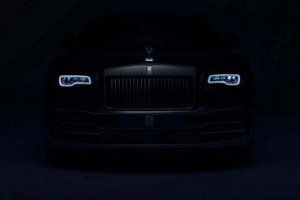 Rolls Royce Brings Black Badge Ghost Wraith To Geneva