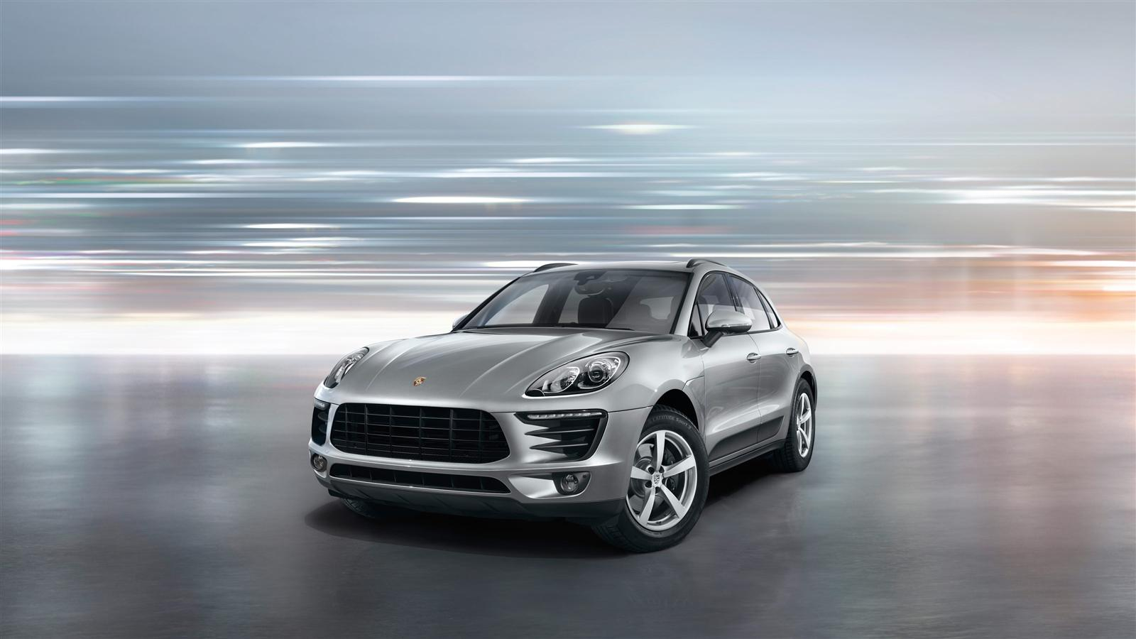 Porsche Macan 2 0l Petrol Launched In India At Inr 97 71 Lakh