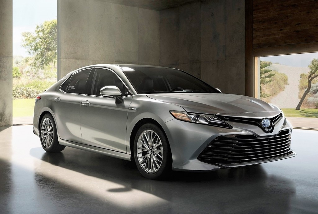 2017 All-New Toyota Camry Officially Unveiled – Maxabout News
