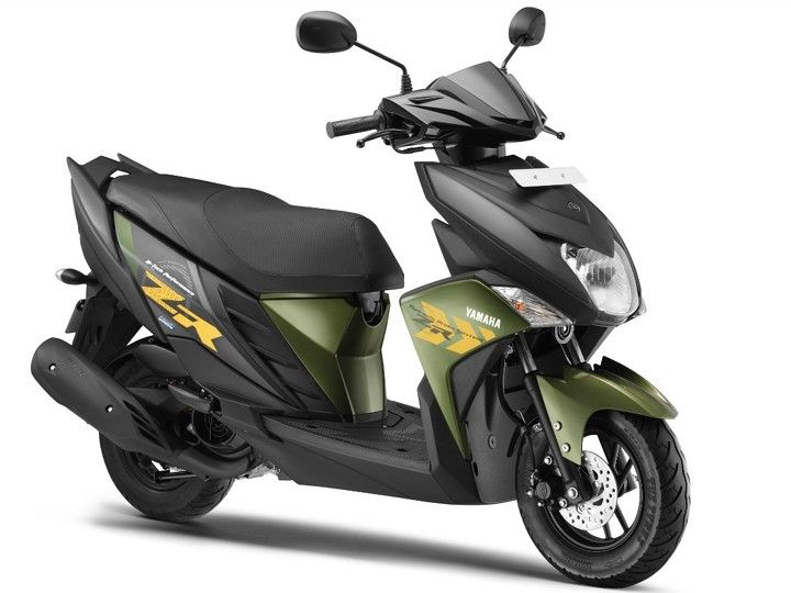 Yamaha Cygnus Ray ZR Launched @ INR 52,000