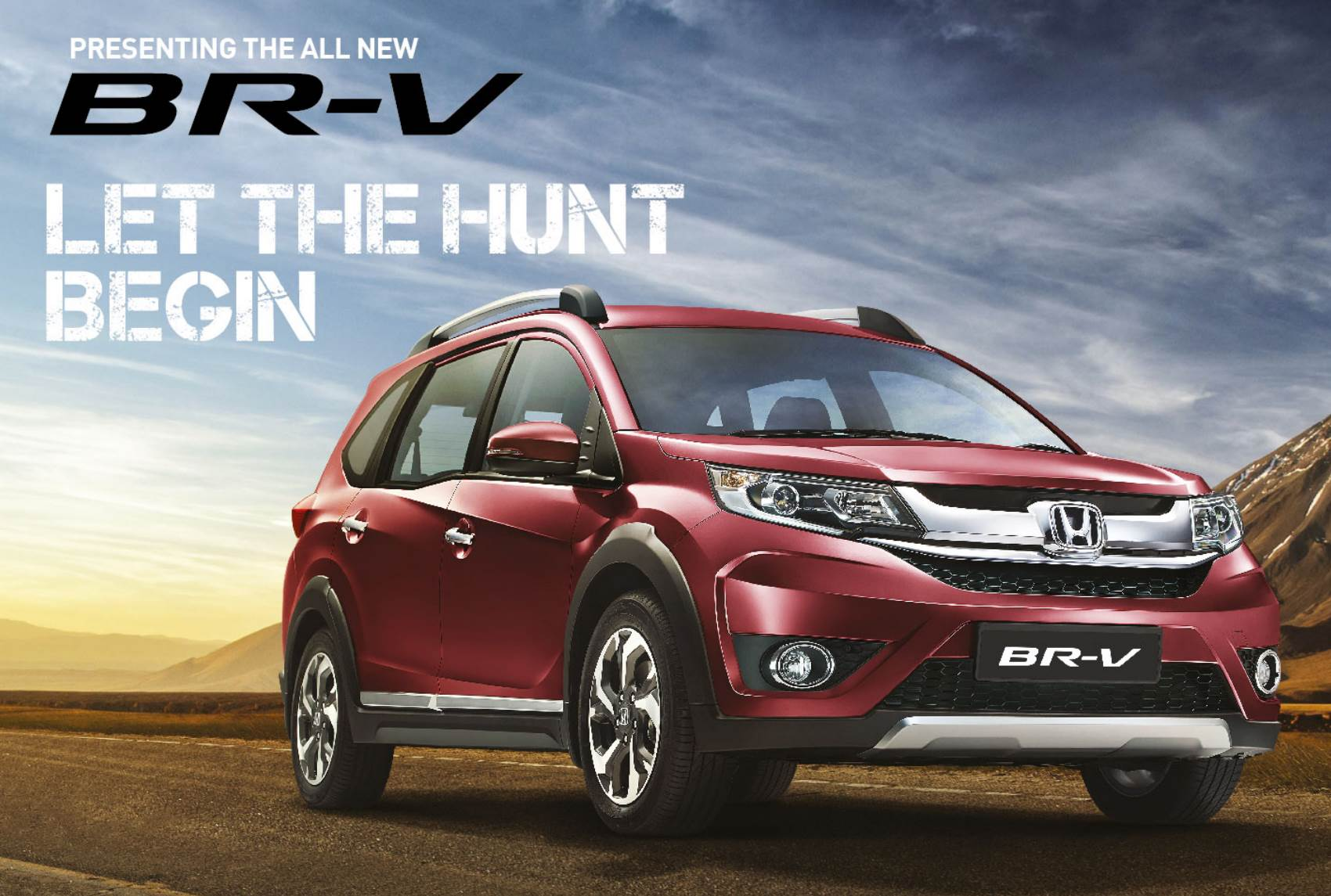Honda Br V Launched In India Inr 8 75 Lakhs Ex Showroom Delhi