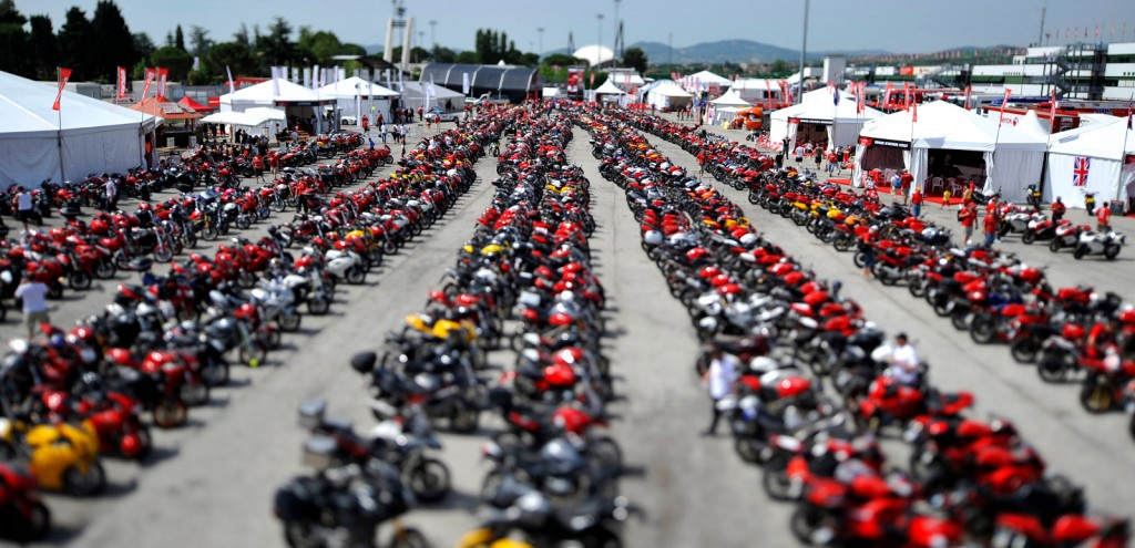 1-World Ducati Week
