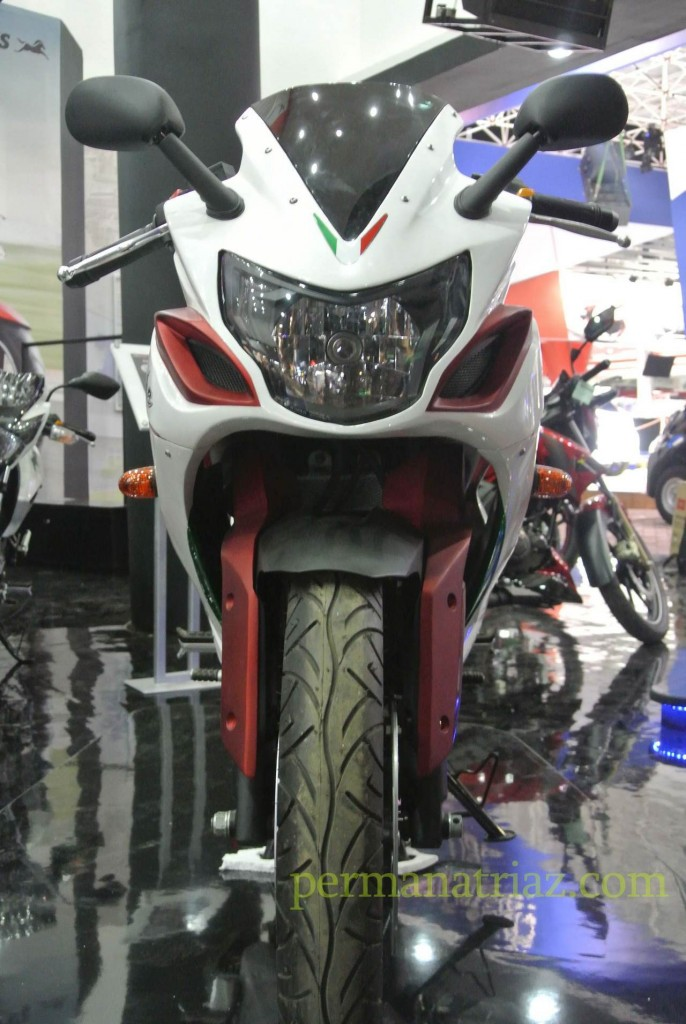 TVS Apache RTR 200 Sports Version