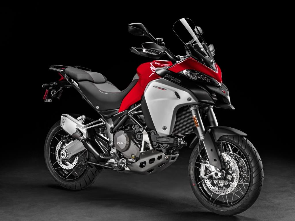 Ducati launches Multistrada 1200 Enduro in India at Rs. 17,44,000
