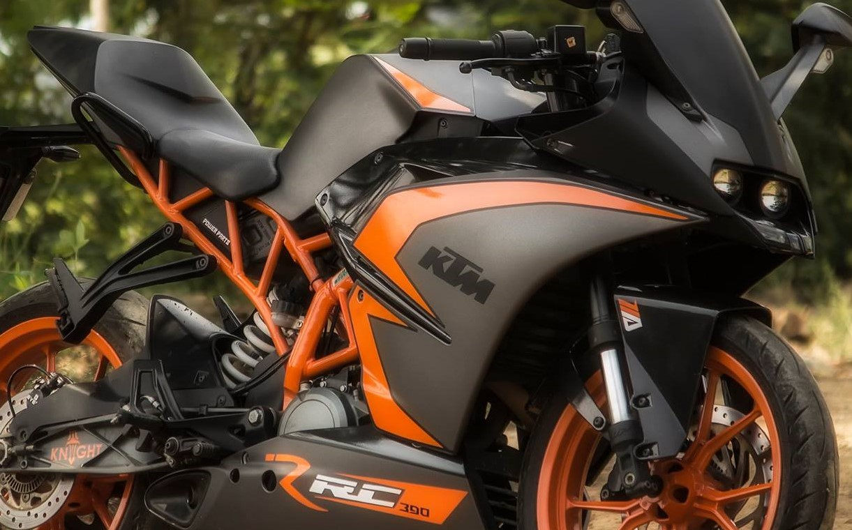 Top 3 Best-Ever KTM RC 390 Wraps in India