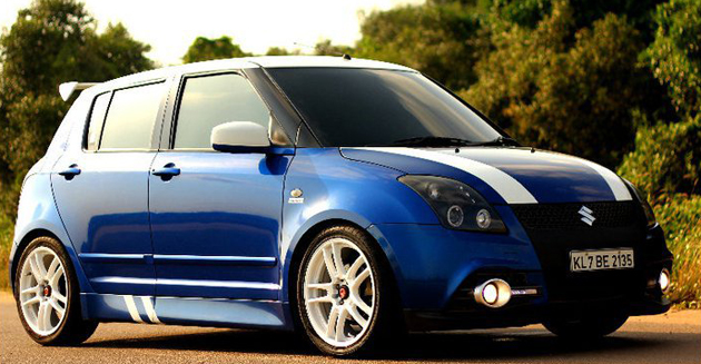 modified-maruti-swift