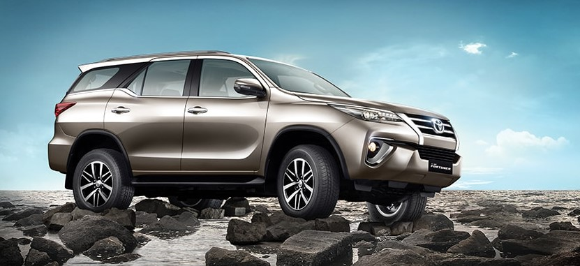 2017 Toyota Fortuner Launched In India At Rs 25 92 Lakh