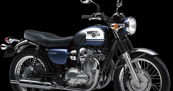 Kawasaki planning to launch the W800 in India