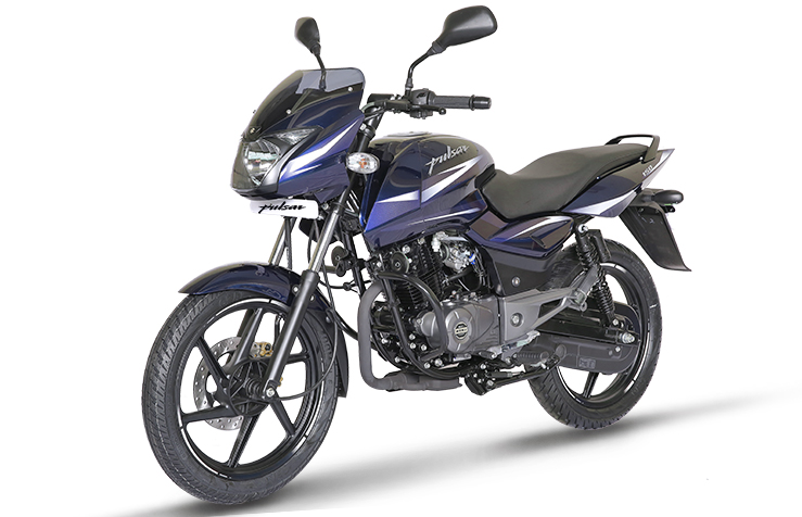 2017 Bajaj Pulsar 150 Bs4 Launched Rs 74 600