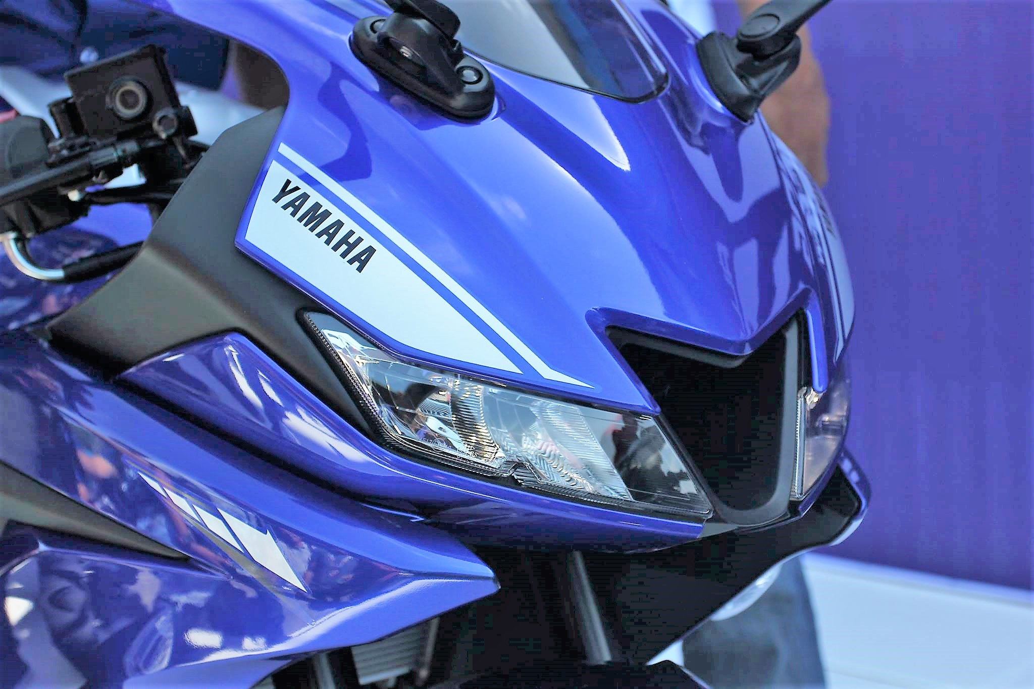 Mega Photo Gallery of Yamaha R15 Version 3 | Official Specs & Shades Updated