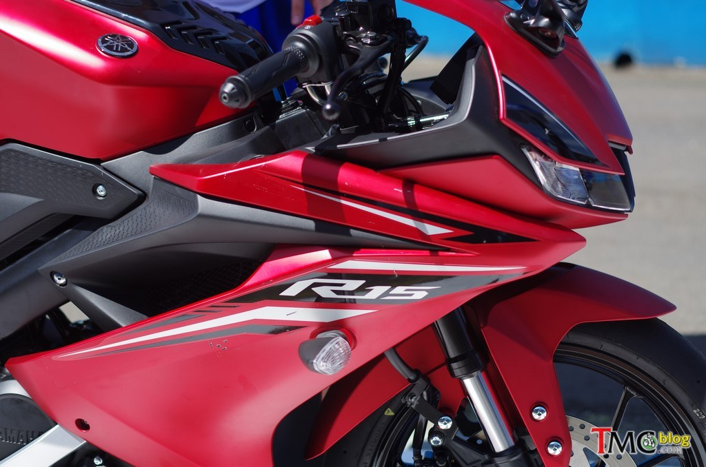 Price of Yamaha R15 Version 3 Officially Announced in Indonesia