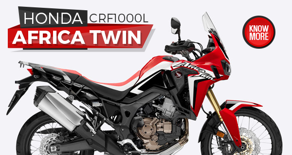 Honda Africa Twin Trial Assembly Starts in India
