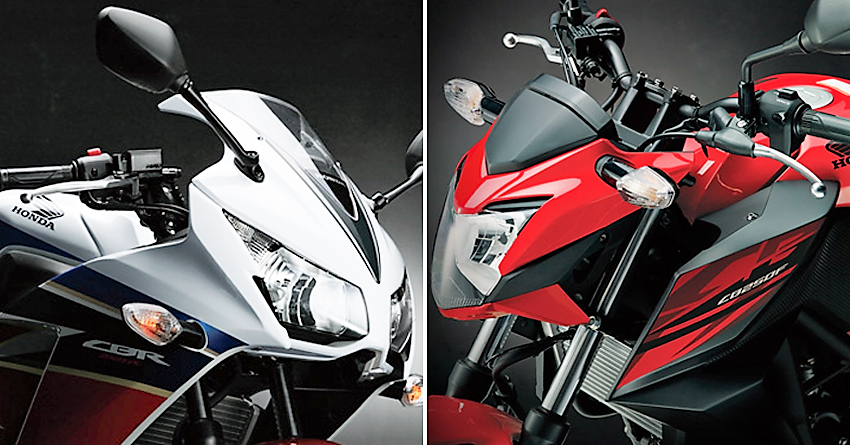 2017 Honda CBR250R and CB250F Launched in Japan