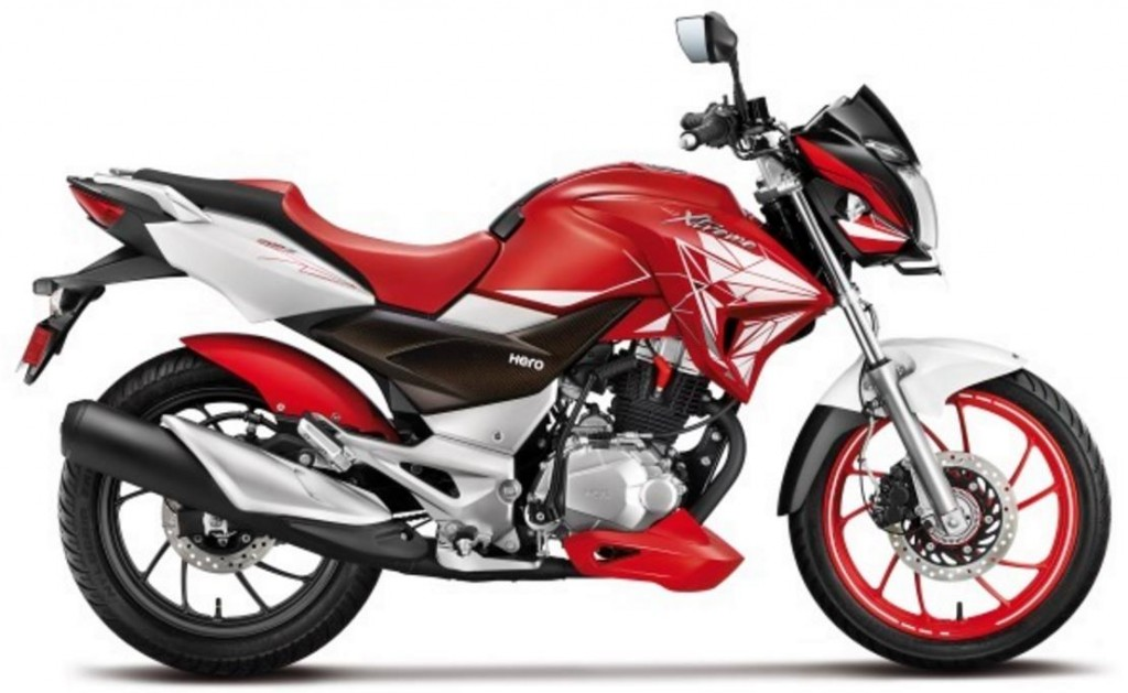 Hero Xtreme 200S Launch