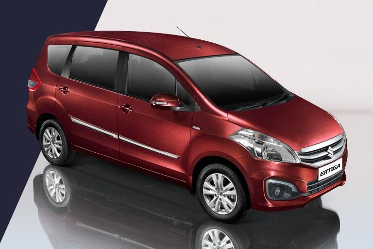 Maruti Ertiga Limited Edition Launched @ INR 7.85 lakh