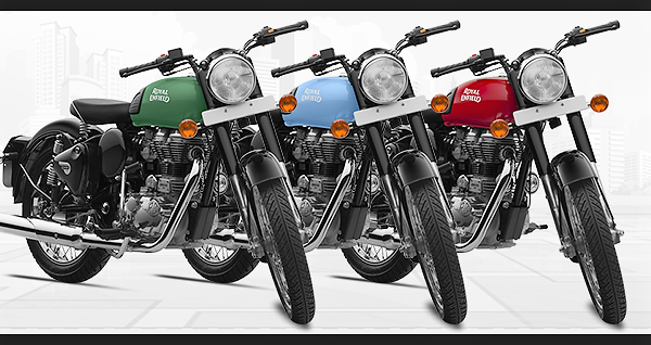 Royal Enfield Sold 60,113 Motorcycles in March 2017