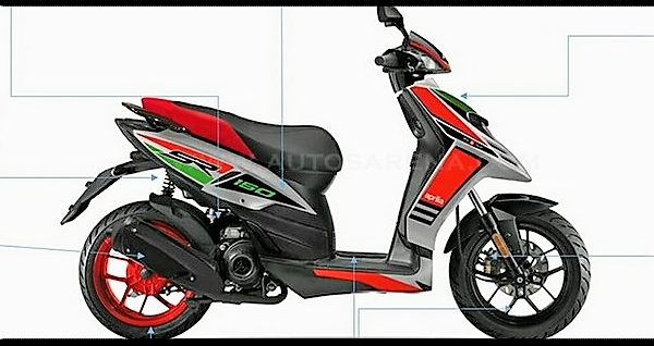 Aprilia to launch SR 150 'Race Edition' in coming days
