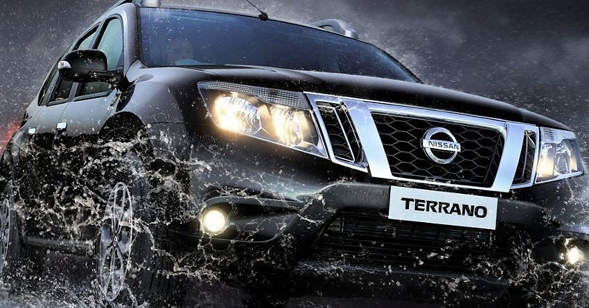 2017 Nissan Terrano Launched in India @ INR 9.99 Lakhs