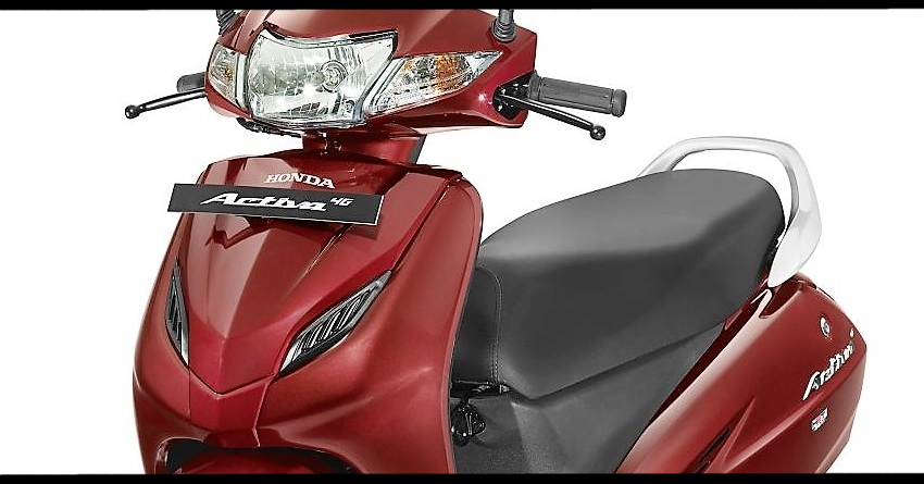 New Honda Activa 4G Launched @ INR 50,730