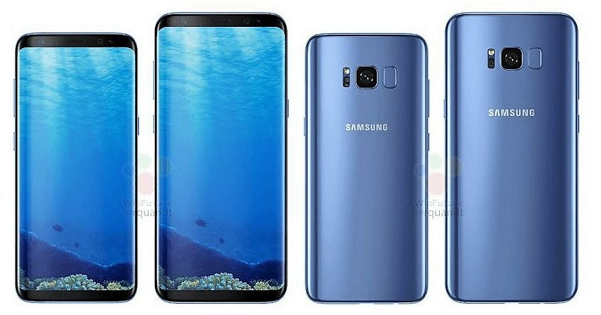 Key Specifications of Samsung Galaxy S8 and S8+