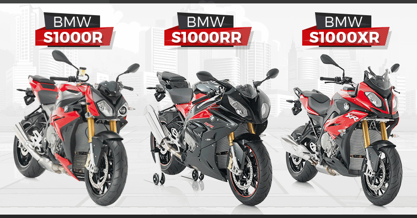 BMW S1000 Range Launched in India Starting @ INR 16.90 lakh