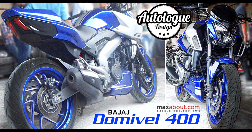 Bajaj Domivel 400