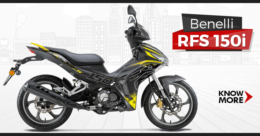 Benelli Rfs150i Modified >> Benelli RFS 150i Launched in Malaysia