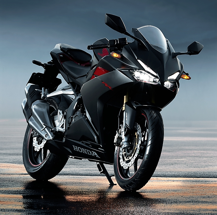 Honda Cbr250rr Officially Launched