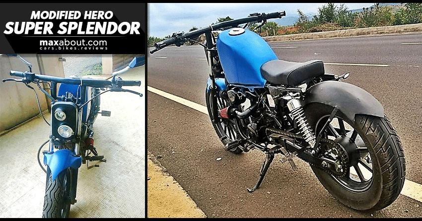 Mega List of Best Custom Bike Modifiers in India with Contact Details