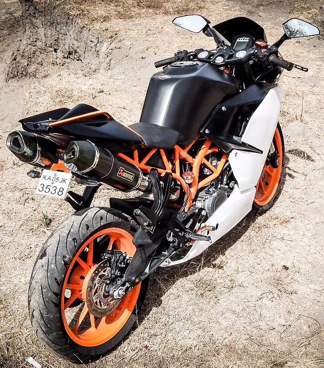 Ktm Rc Motorcycles For Sale