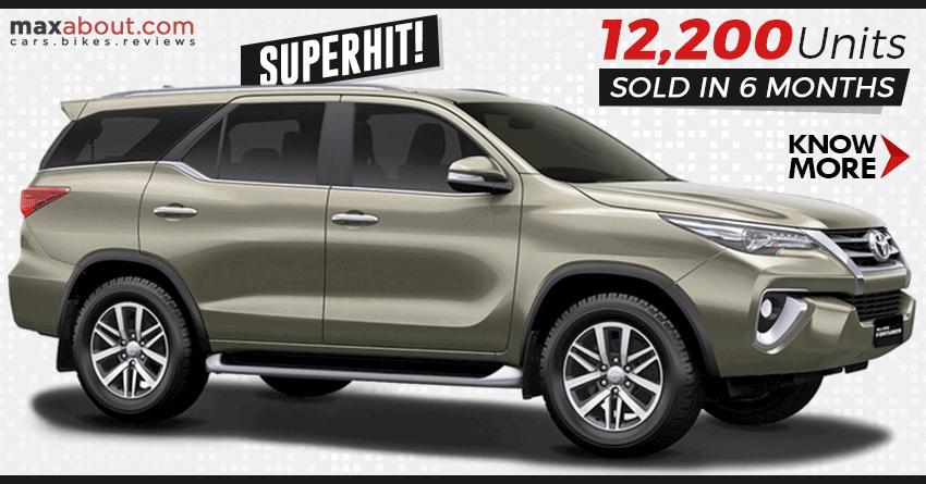 Camry Hybrid | Toyota Fortuner Sales