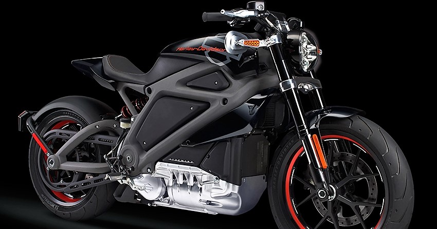 Harley-Davidson Confirms Electric Motorcycle
