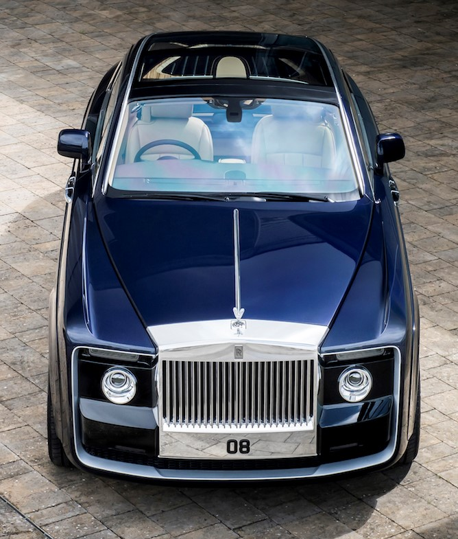 Rolls-Royce Sweptail Is The World's Most Expensive Car