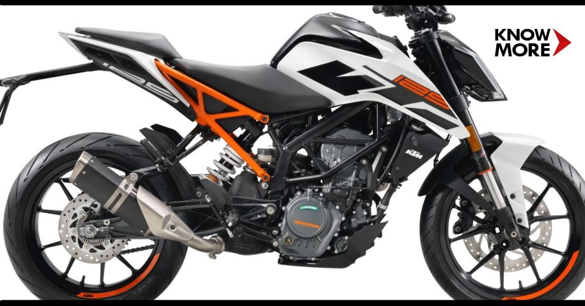 2017 KTM Duke 390 & Duke 125 Recalled in Europe