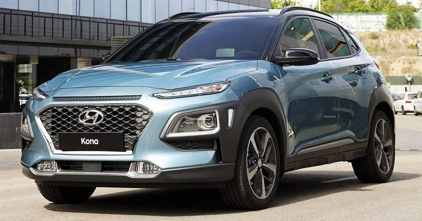 Hyundai Kona SUV Officially Unveiled | Photos & Video