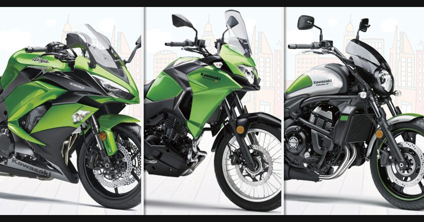 Kawasaki To Launch New Bike In India On July 7 Maxabout News