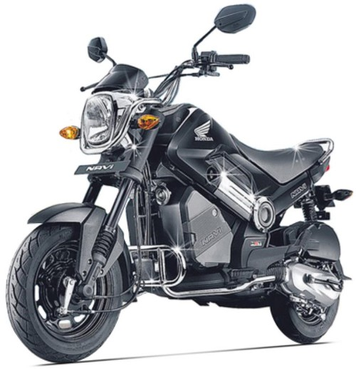 new-honda-navi-chrome-edition