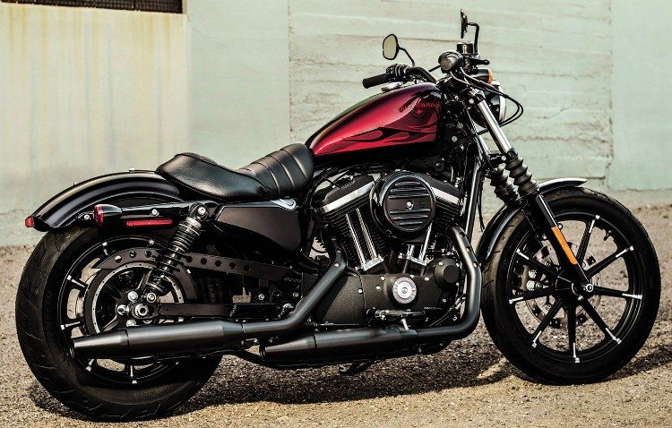 Post-GST Harley-Davidson Price List - Maxabout News