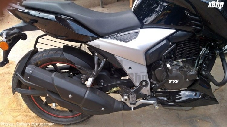 allnew tvs apache rtr 160 to launch in india on march 14