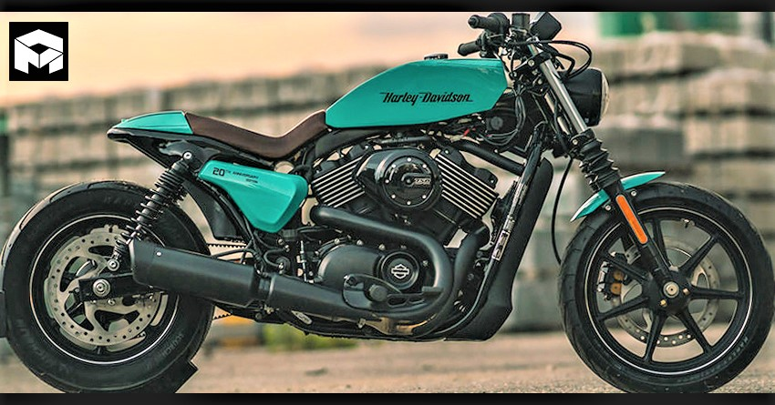 Custom Harley Davidson Street 750 By Nct Motorcycles