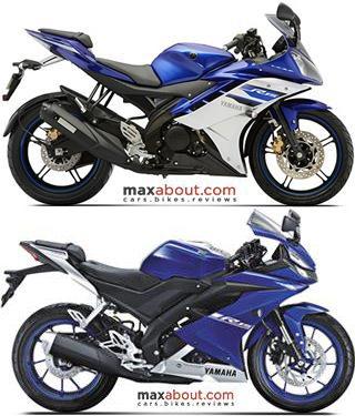 Yamaha R15 V3 Vs Yamaha R15 V2 20 Reasons Why V3 Is Better