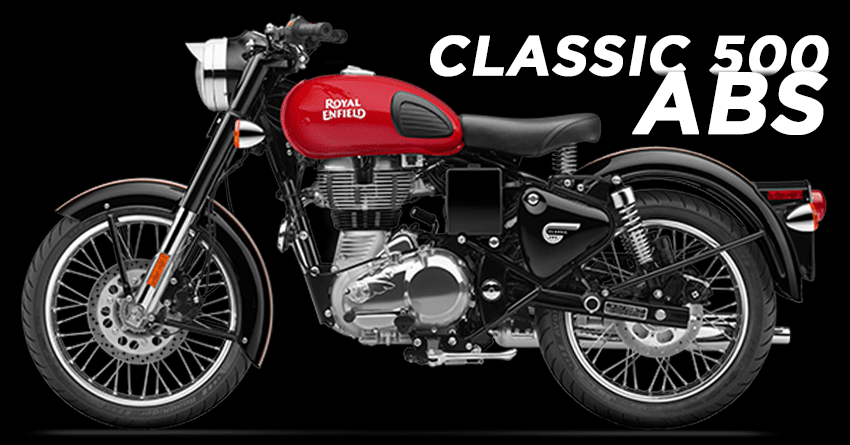 Royal Enfield Classic 500 Abs Goes On Sale In Uk Maxabout News