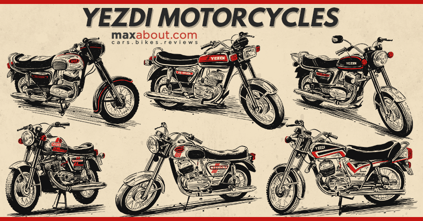 Mahindra Launches Official Yezdi Motorcycles Website Maxabout News