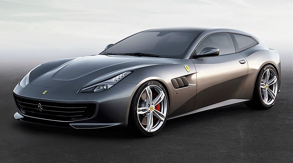 Ferrari GTC4Lusso & GTC4Lusso T Launched in India
