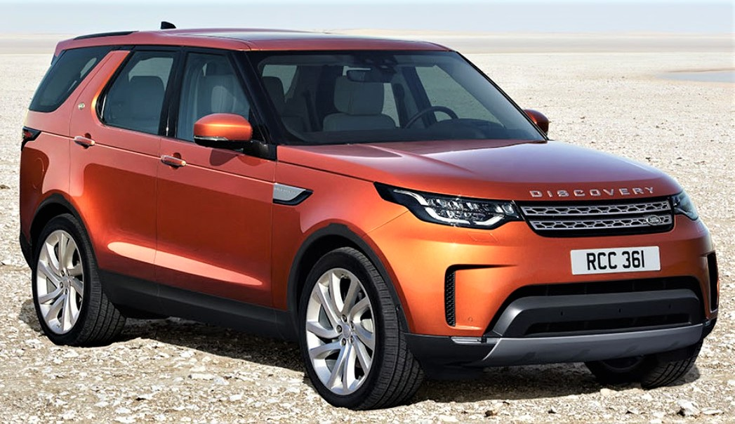 2017 Land Rover Discovery Launched in India @ INR 68.05 Lakh