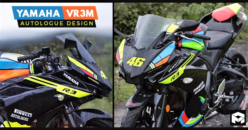 Meet Autologue's VR3M: Yamaha R3 Transformed Into a Yamaha R1M