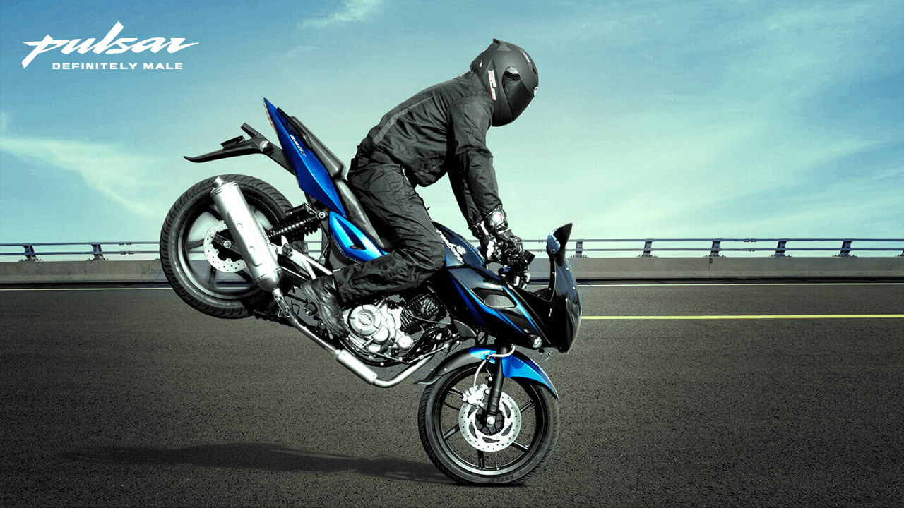 Bajaj Pulsar 220f Colors Available In India Maxabout News