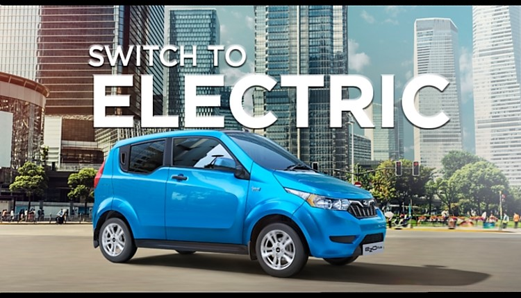 5 Reasons to Switch to Mahindra e2o Electric Car
