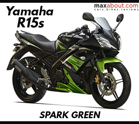 Yamaha Yzf R15s Colors Available In India Maxabout News