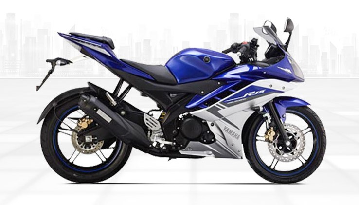 Yamaha YZF-R15 V2 Colors Available in India